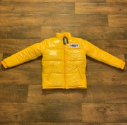 Yellow Bubble Jacket