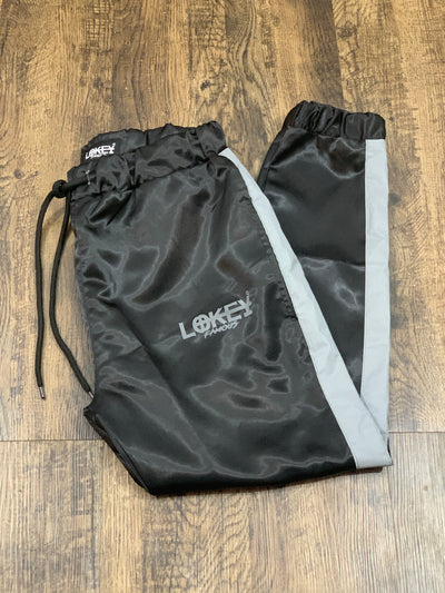 Black Women's track pants