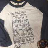 "Southern Roots, ""I Come From a Place"" Tee"