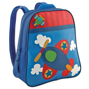 "Stephen Joseph ""Go Go"" Airplane Backpack"