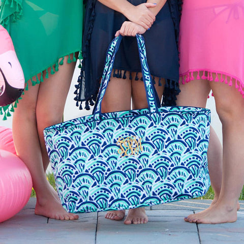 Make Waves Ultimate Tote