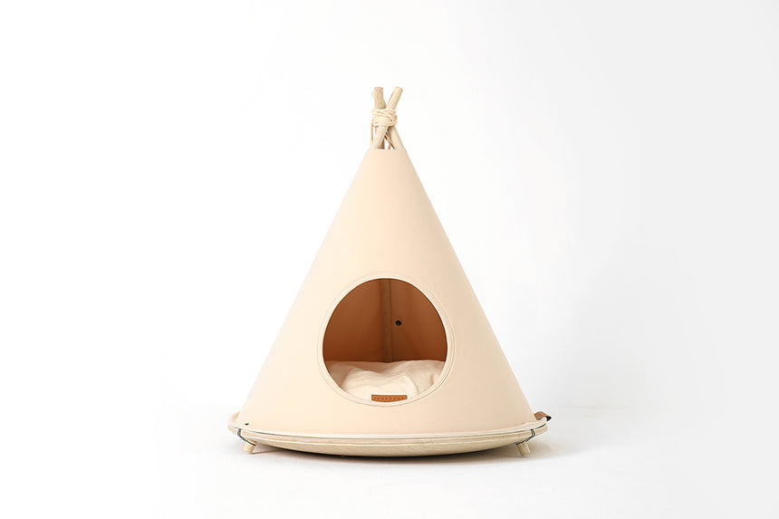 Choco Tent in Soft Pink