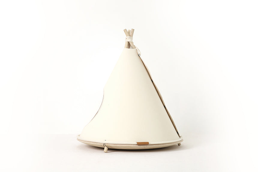 Choco Tent in Natural Beige