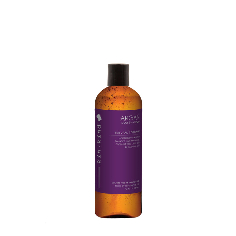 Kin+Kind Argan Oil Shampoo for Dogs