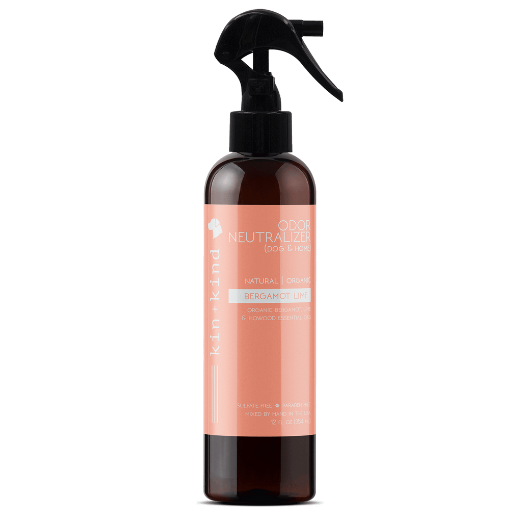 Kin+Kind Odour Neutraliser - Bergamot Lime