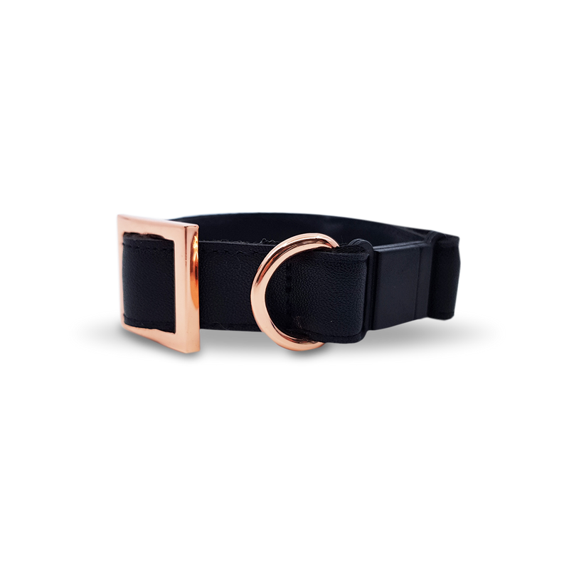 6FIVE Cat Collar in Classic Black