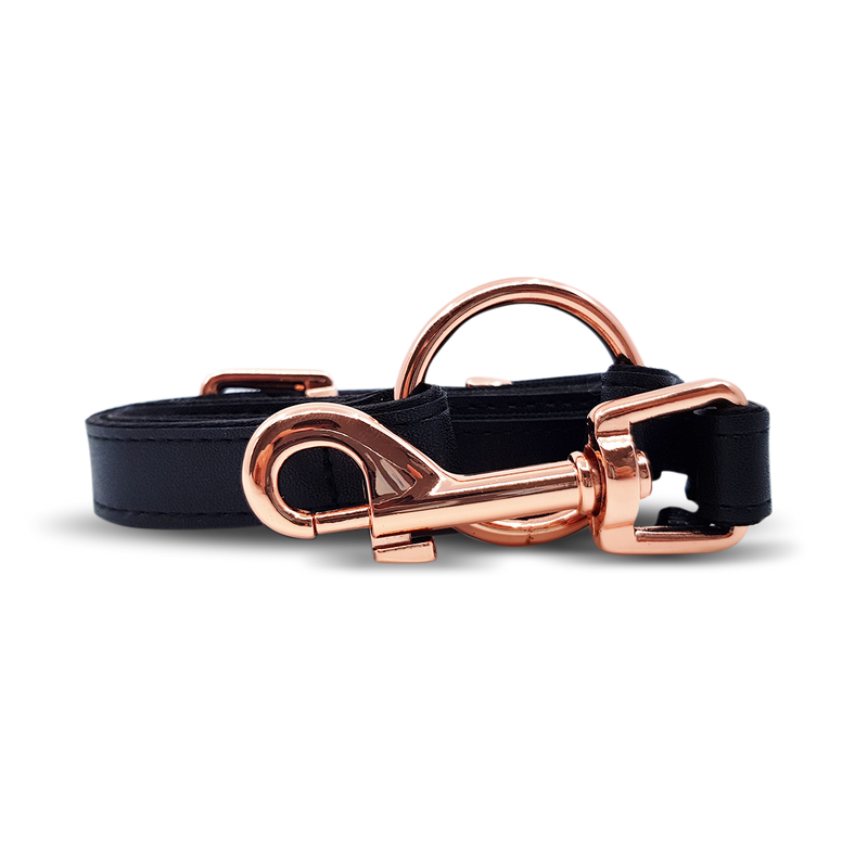 6FIVE Leash in Black