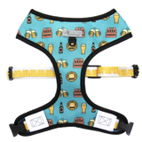 Moo + Twig Reversible Harness - Boy's Night