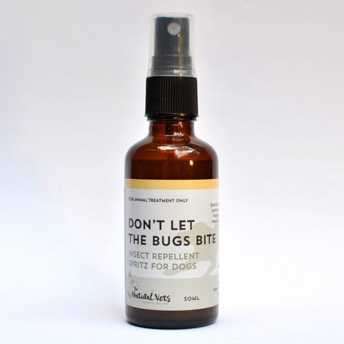 The Natural Vets Don't Let the Bugs Bite Spritz 50ml
