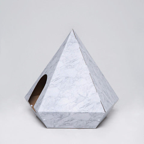 Huts & Bay Cat Diamond - Marble