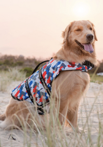 Stylish Hound Swim Jacket - Camo
