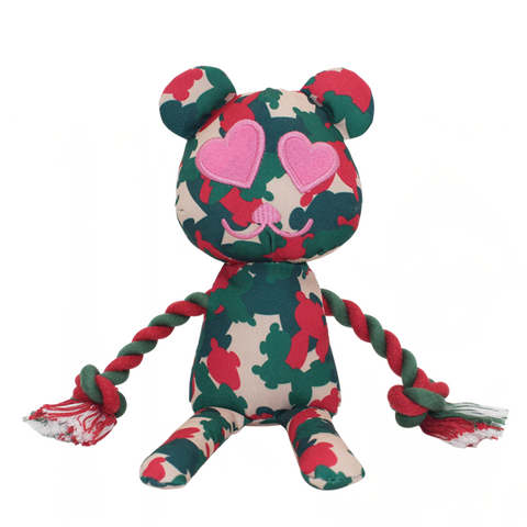 Lovelly Creations Toy in Camo Pink