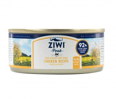 ZiwiPeak Chicken Canned Cat Food 85g/185g