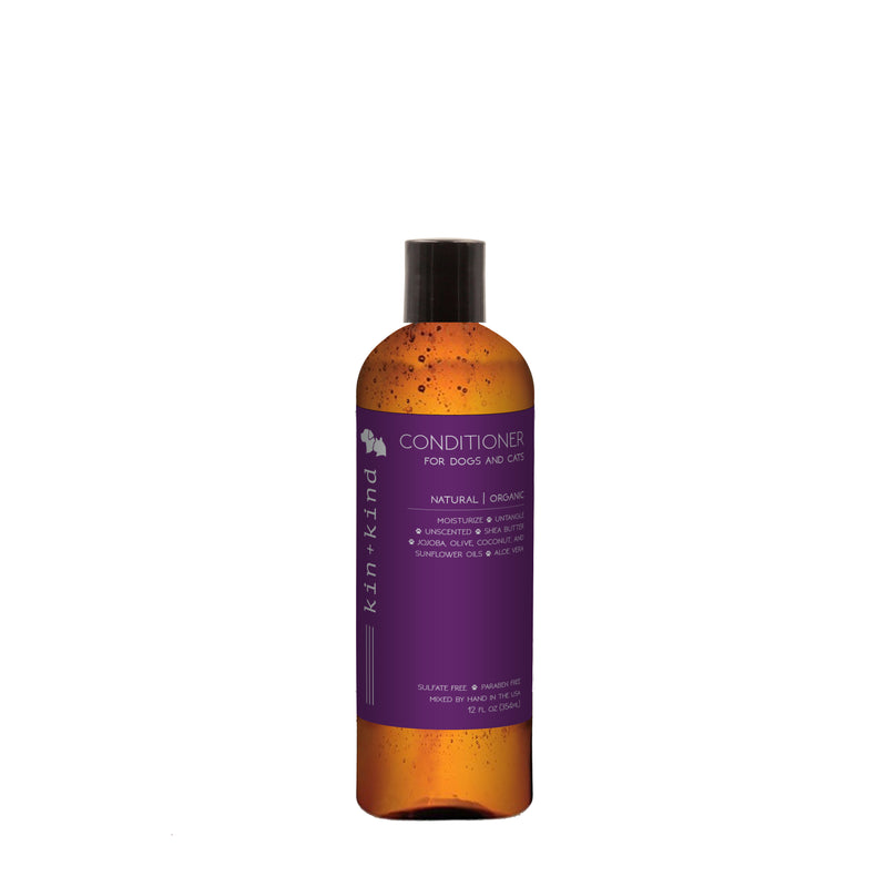 Kin+Kind Conditioner for Dogs & Cats