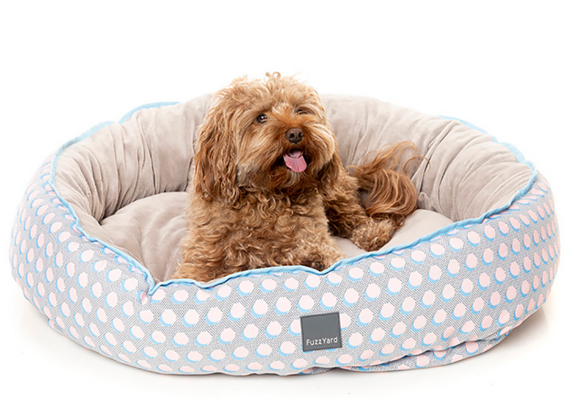 Fuzzyard Reversible Bed - Dippin