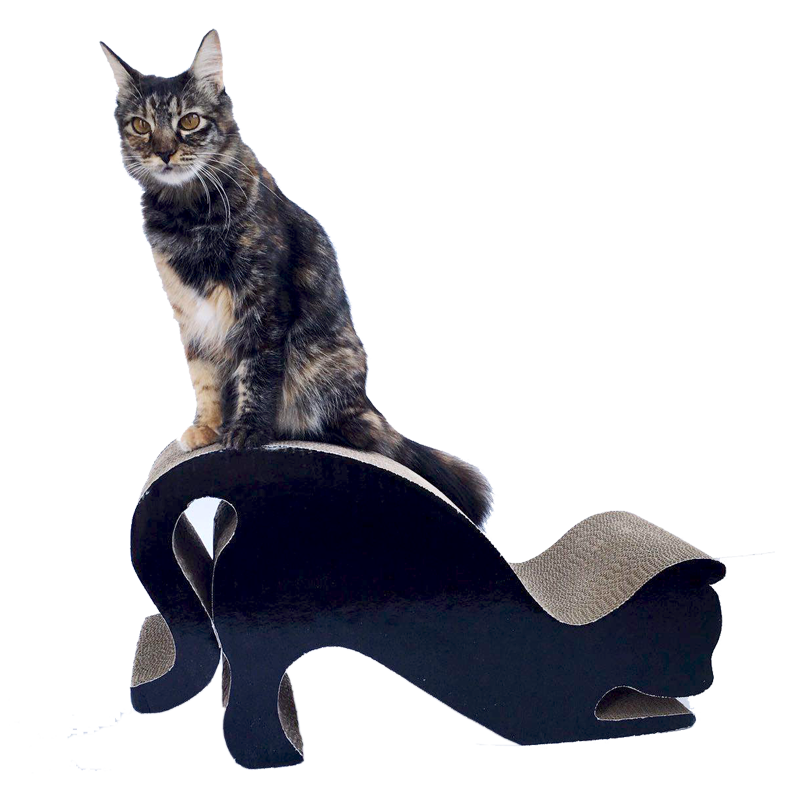 Cat Shaped Cat Scratcher
