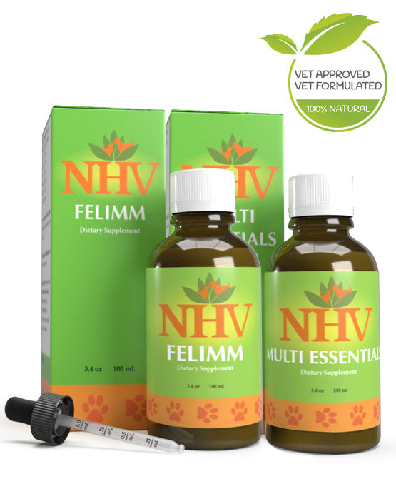 NHV Feline Leukemia (FeLV) Fighter Pack