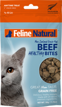 Load image into Gallery viewer, Feline Natural Healthy Bites - Beef