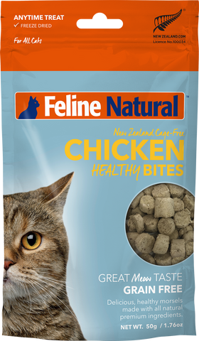 Feline Natural Healthy Bites - Chicken