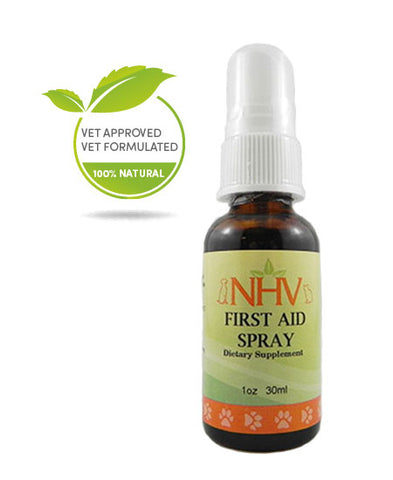 NHV First Aid Spray