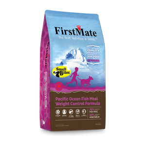 FirstMate Grain Free Dry Food - Pacific Ocean Fish Weight Control/Senior Formula