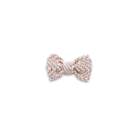 6FIVE Flash Tweed Bowtie