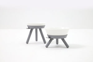 Oreo Table in Grey