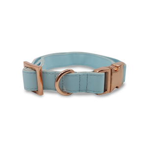 6FIVE Dog Collar in Baby Blue
