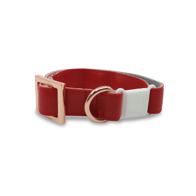 6FIVE Cat Collar in Red