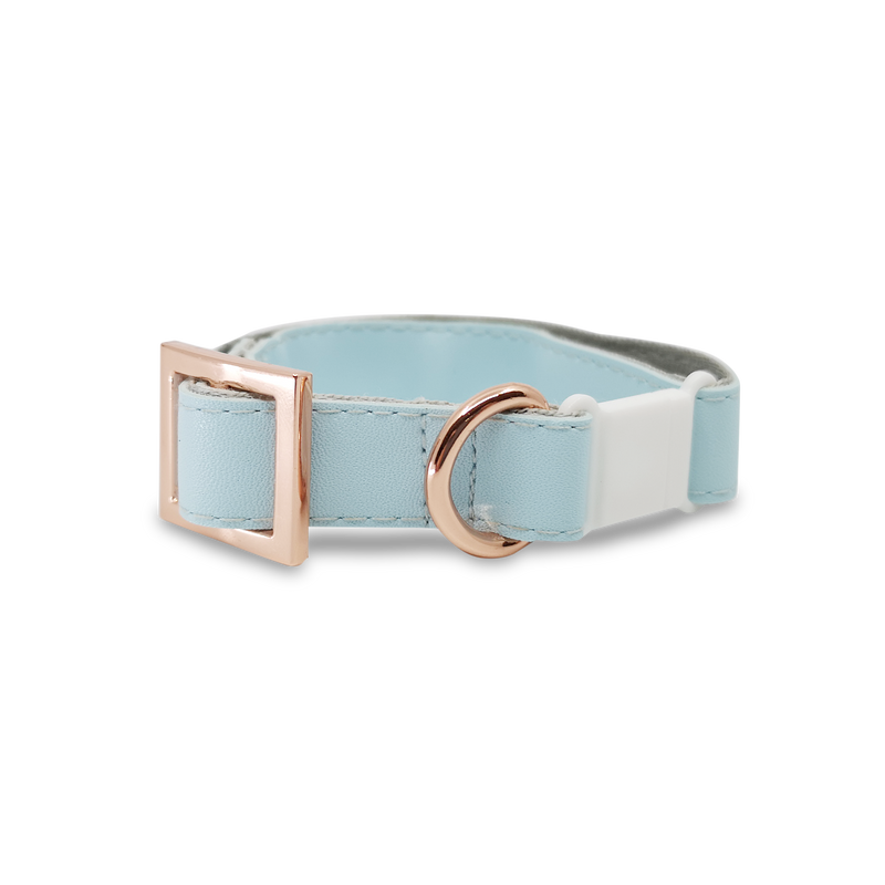 6FIVE Cat Collar in Baby Blue