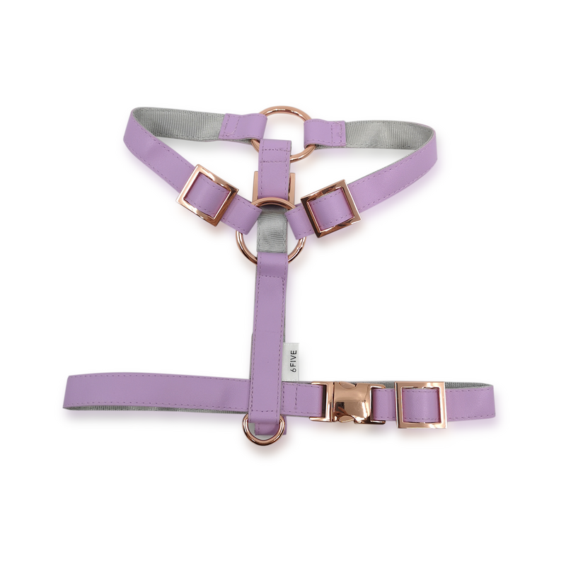 6FIVE Harness in Lilac