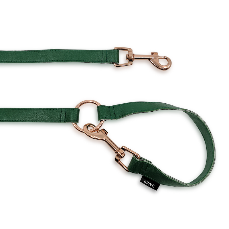 6FIVE Leash in Olive
