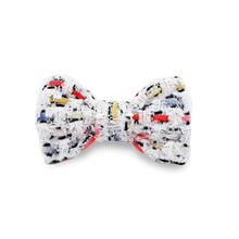 Load image into Gallery viewer, 6FIVE Iris Tweed Bowtie