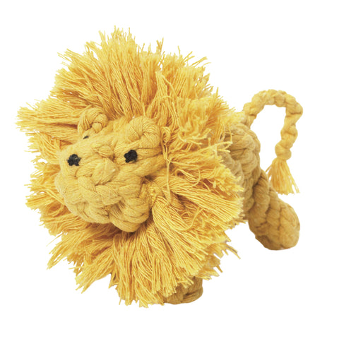 Jax & Bones Rope Toy - Lion