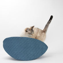 Load image into Gallery viewer, The Jumbo Cat Canoe in Teal Caret