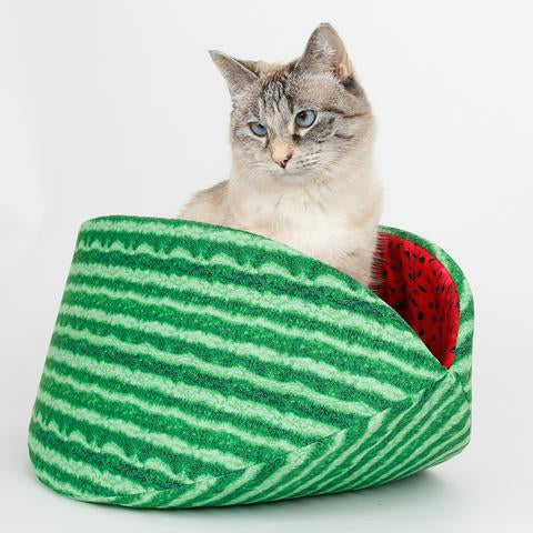 The Jumbo Cat Canoe in Watermelon