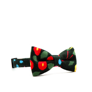 Bowtix Cat Collar with Bowtie - Kukki Forest
