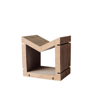 KAFBO Home M Scratcher in Walnut