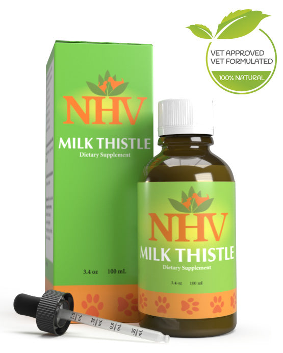 NHV Milk Thistle for Cats