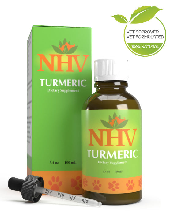 NHV Turmeric for Pets