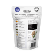 Load image into Gallery viewer, MEOW Freeze Dried Lamb & Hoki 50g
