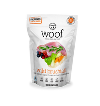 Load image into Gallery viewer, WOOF Freeze Dried Wild Brushtail 1.2kg