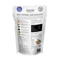 MEOW Freeze Dried Lamb & Hoki 280g