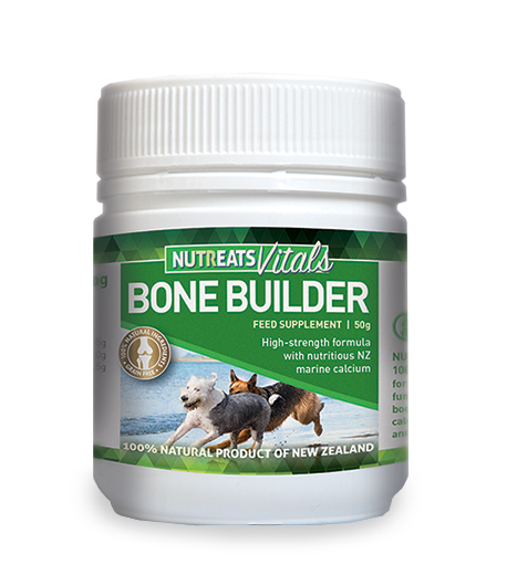 Nutreats Bone Builder Supplement for Dogs
