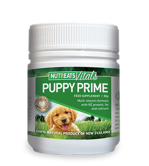 Nutreats Puppy Prime Supplement