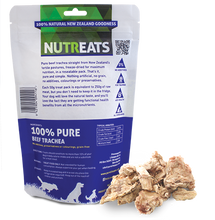 Load image into Gallery viewer, Nutreats Freeze Dried Beef Trachea Treats for Dogs