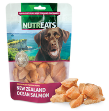 Load image into Gallery viewer, Nutreats Freeze Dried Ocean Salmon Treats for Dogs