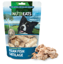 Load image into Gallery viewer, Nutreats Freeze Dried Ocean Fish Cartilage Treats for Dogs
