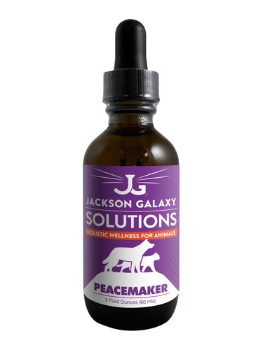 Jackson Galaxy Solutions Peacemaker