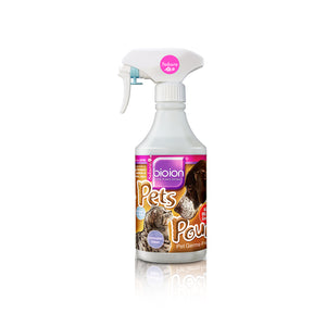 Bioion Pets Pounce Sanitiser 500ml